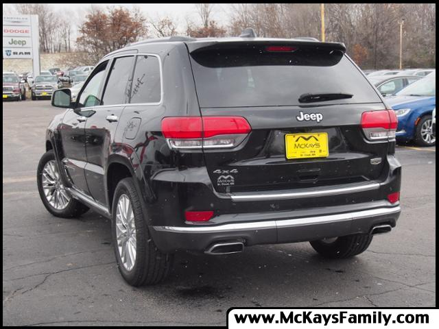 Pre-Owned 2017 Jeep Grand Cherokee Summit