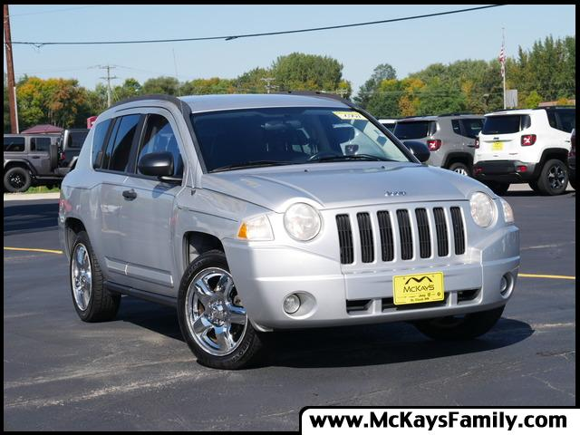 Pre-Owned 2007 Jeep Compass Limited