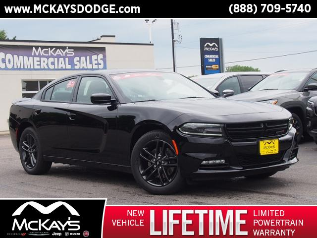 New 2019 Dodge Charger Sxt Sedan In Waite Park 663042 Mckay S