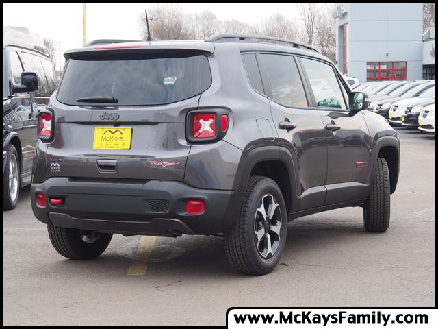 Pre-Owned 2019 Jeep Renegade Trailhawk